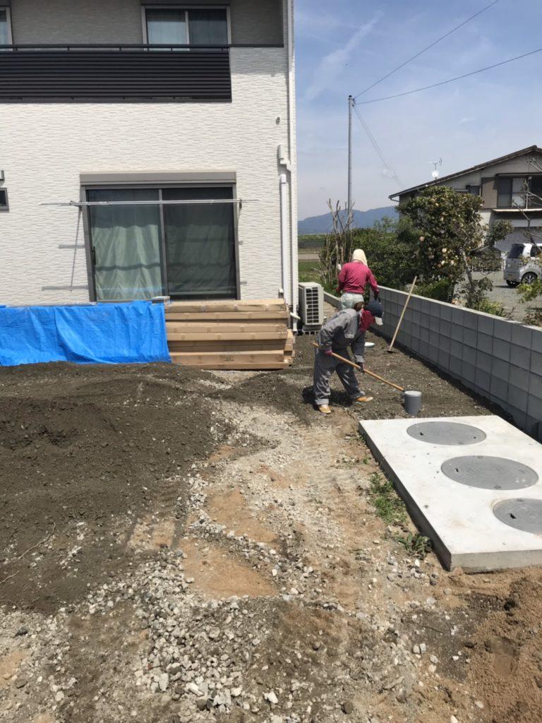 外構工事👷♂️ 久留米市 K様邸